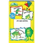 Barker Creek My Big Book Tablet, 4+ Age