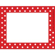 "Barker Creek Friend Name Tag, 3 1/2"" W x 2 3/4"" D"