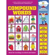 Barker Creek Compound Words Activity Book, 48 Pages