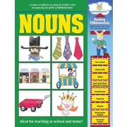 Barker Creek Nouns Activity Book, 48 Pages