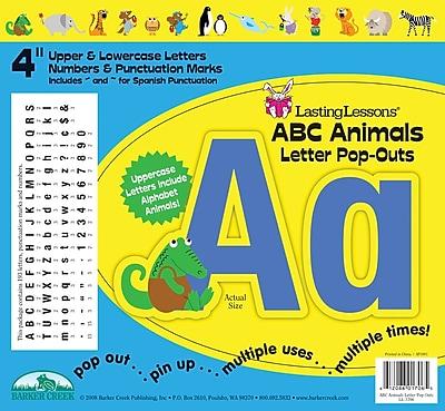 Barker Creek ABC Animals 4