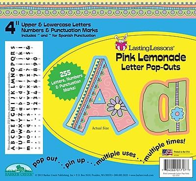 Barker Creek Pink Lemonade 4
