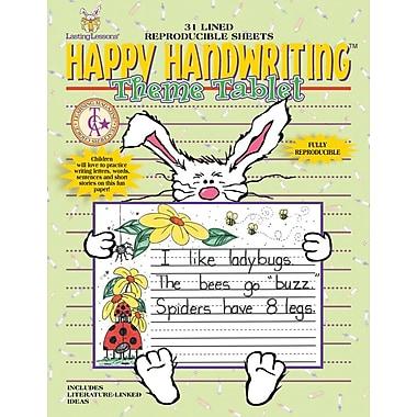 Happy Handwriting™ Theme Tablet, K - 2 Grade