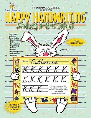 Happy Handwriting™ Modern ABC Tablet, K+ Grade