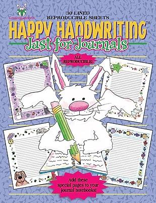 Happy Handwriting™ Just for Journals Tablet, K - 2 Grade