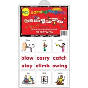PCS® Learning Magnets® 90 Verb, 3+ Age