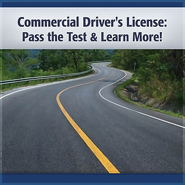 « Commercial Driver License Preparation » livre audio [Téléchargement]