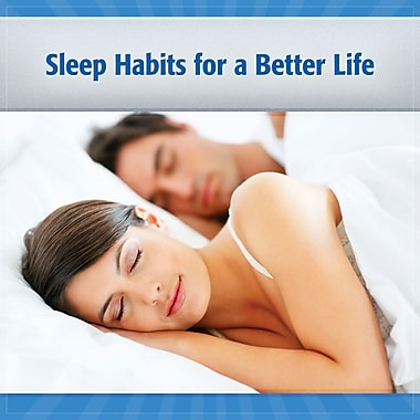 Livre audio Sleep Habits For A Better Life [Téléchargement]