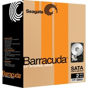 Seagate 2TB BarraCuda SATA 6Gb/s 64MB Cache 3.5-Inch Internal Hard Drive (ST2000DMA06)