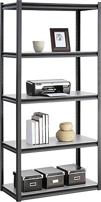 Whalen Heavy-Duty 5-Shelf Storage Unit