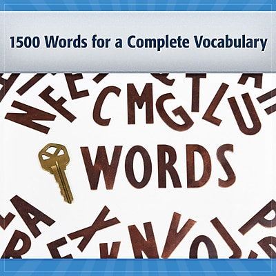 Grade 1 Spelling & Vocabulary: Games & Learning Audiobook-Download