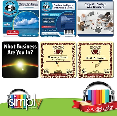Harvard Business Press Audiobooks Collection-Download