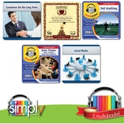 Marketing & Sales Audiobooks Collection [Download]