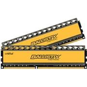 Crucial Technology – Mémoire d'ordinateur de bureau Blt3KIT4G3D1608dt1TX0 DDR3 (DIMM de 240 broches) de 8 Go