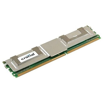 Crucial Technology CT12872AF667 DDR2 (240-Pin FB-DIMM) Server Memory, 1GB (141583) photo