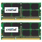Crucial Technology CT2K4G3S160BM DDR3 (204-Pin SO-DIMM) Laptop Memory, 8GB