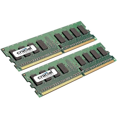 Crucial Technology Ct2Kit102472Ba160B Ddr3 (240-Pin Dimm) Server Memory, 16Gb