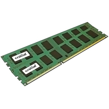 Crucial Technology – Mémoire de serveur CT2KIT51272BA1067 DDR3 (DIMM à 240 broches) de 8 Go