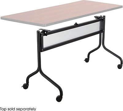 Safco® Impromptu® 2031 Training Table Base, Black