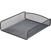 Safco® Onyx™ 3272 Single Tray, Black