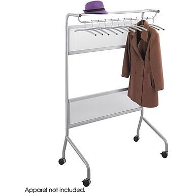 Safco® Impromptu® 4601 Garment Rack, Gray