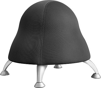 Safco Ergonomic Fabric Ball Chair Armless Black. //.staples-3p.com/s7/is/  sc 1 st  Staples & Buy Safco 4755BL Ball Chair Licorice from Staples