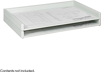 Safco® 4897 Giant Stack Tray Giant Stack Tray, 36