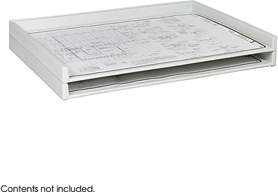 Safco® 4899 Giant Stack Tray Giant Stack Tray, 42