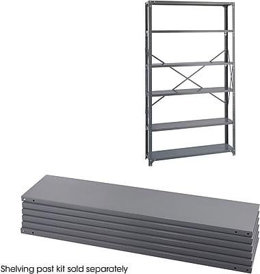 Safco® 6251 Steel Industrial Shelf Pack, 48