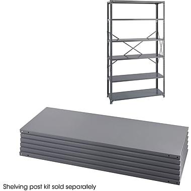 Safco® 6253 Steel Industrial Shelf Pack, 48