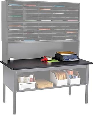 Safco® E-Z Sort® 7750 Sorting Tabletop, Black