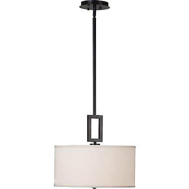 Kenroy Home Endicott 1 Light Pendant, Oil Rubbed Bronze Finish