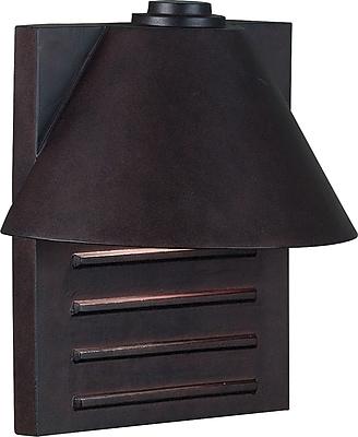 Kenroy Home Fairbanks 1 Light Large Lantern, Copper Finish