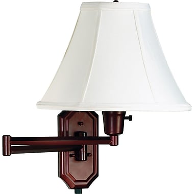Kenroy Home Nathaniel Wall Swing Arm Lamps