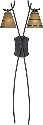 Kenroy Home Wright Wallchiere, Oil Rubbed Bronze Finish