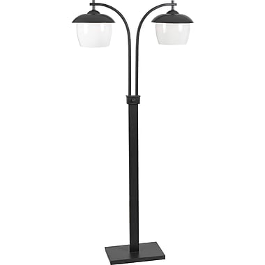 Kenroy Home Lika Outdoor Floor Lamp, oil Rubbed Bronze Finish