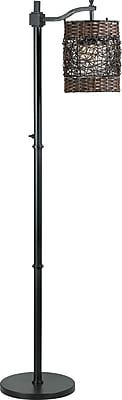 Kenroy Home Brent Outdoor Floor Lamp, oil Rubbed Bronze Finish