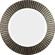 Kenroy Home North Beach Wall Mirror, Bronze Finish