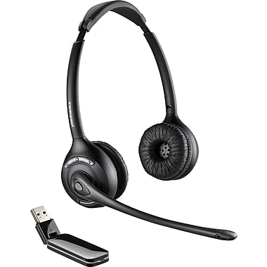 Plantronics Savi® 420-M Binaural USB Wireless Headset