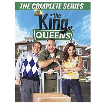 The King of Queens The Complete Series on DVD