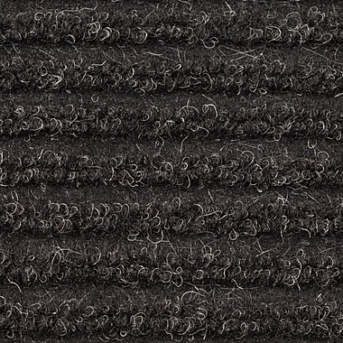 Apache Mills Ribbed Entrance Mats, 3' x 5', Charcoal (33-1902-35)