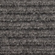 Apache Mills - Ribbed Entrance Mat, 3' x 5' - Grey