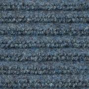 Apache Mills - Ribbed Entrance Mat, 2' x 3' - Blue