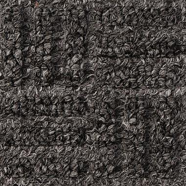Apache Mills – Tapis d'entrée GateKeeper Premium, gris anthracite, 36 x 57 po (80-1701-35)