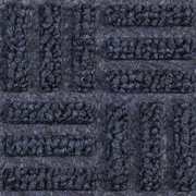 Apache Mills Gatekeeper Premium Entry Mats, 3' x 4' - Navy Blue