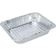 Boardwalk® Full Size Steam Table Pan, Deep, Aluminum, 15 lb