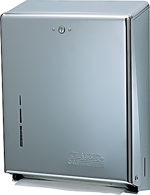 San Jamar® T1900XC Towel Dispenser, Chrome