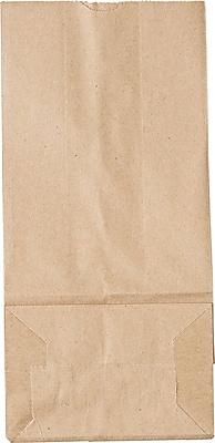 Boardwalk® Kraft Paper Bag, 35 lb, 10 15/16