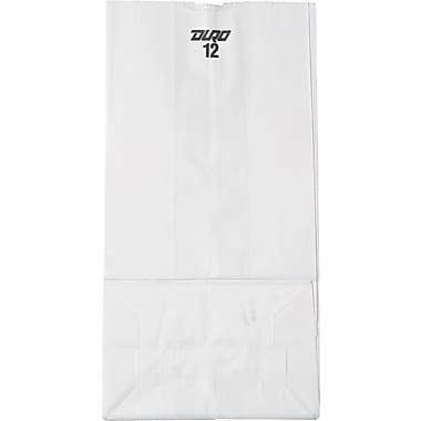 Duro Bag GW Series Brown Kraft Paper Grocery Bags