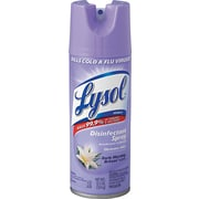 Professional LYSOL® 80833 Aerosol Disinfectant Spray, 12.5 oz.